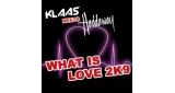 What is Love Klaas feat. Haddaway