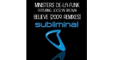 Believe Ministers De La Funk feat. Jocelyn Brown
