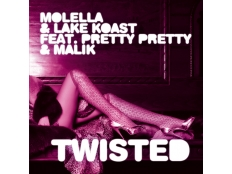 Molella & Lake Koast feat. Pretty Pretty & Zayn - Twisted (Original Mix)