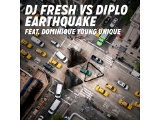 DJ Fresh vs. Diplo Feat. Dominique Young Unique - Earthquake