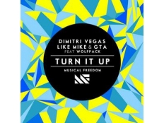 Dimitri Vegas, Like Mike & GTA feat. Wolfpack - Turn It Up (LX-Tronix & Gui Pires Remix)