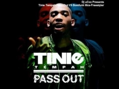 Tinie Tempah vs. Bomfunk MC's - Pass Out Vs. Freestyler