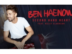 Ben Haenow feat. Kelly Clarkson - Second Hand Heart