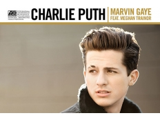 Charlie Puth feat. Meghan Trainor - Marvin Gaye