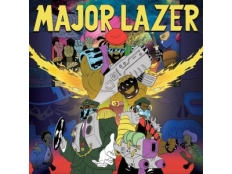 Major Lazer feat. Elephant Man & Opal - Wind Up