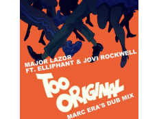 Major Lazer feat. Elliphant & Jovi Rockwell - Too Original