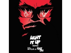 Major Lazer feat. Nyla & Fuse ODG - Light It Up
