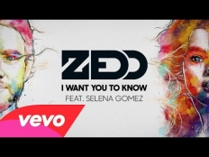 Zedd & Selena Gomez  - I Want You to Know