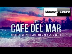 MATTN & Futuristic Polar Bears feat. Dimitri Vegas & Like Mike vs. Klass - Café Del Mar 2016